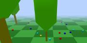 Agario 3D hra