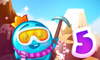 Back to Candyland 5: Choco Mountain hra