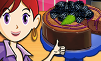 Berry Cheesecake: Saras Cooking Class hra