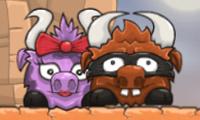 Brave Bull hra