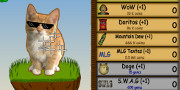 Cat Clicker MLG hra