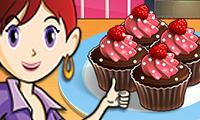 Chocolate Cupcakes: Saras Cooking Class hra