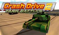 Crash Drive 2: Tank Battles hra
