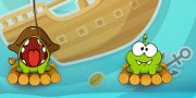Cut the Rope: Time Travel hra