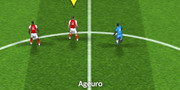 England Soccer League hra
