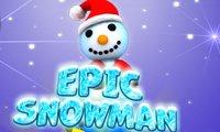 Epic Snowman hra