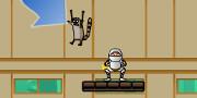 Escape From Ninja Dojo Regular Show hra