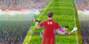 Euro Soccer Sprint hra