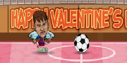 Football Legends Valentine Edition hra