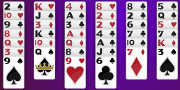 Freecell Solitaire hra