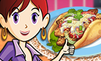 Gyros: Saras Cooking Class hra