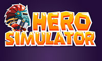 Hero Simulator hra