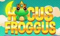 Hocus Froggus hra