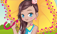 Kawaii Beauty Dress Up hra