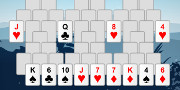 King of Solitaire hra