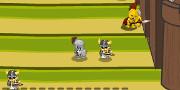 Knight Attack Castle Defense hra