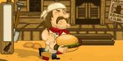Mad Burger 3: Wild West hra