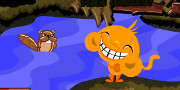 Monkey Go Happy Bats hra