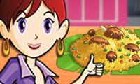 Mutton Biryani: Saras Cooking Class hra