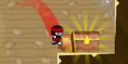Ninja Caver hra