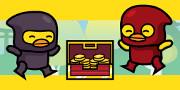 Ninja Duck Adventure hra