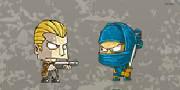 Ninja Mafia Siege 3 hra