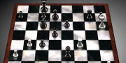 Online chess hra
