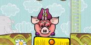 Piggy Wiggy 3: Nuts hra