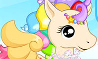 Pretty Unicorn hra