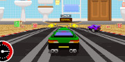 Retro Racers 3D hra