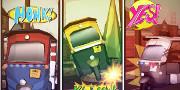 Rickshaw City hra