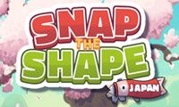 Snap the Shape: Japan hra