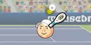 Sport Heads Tennis Open hra