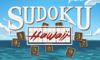 Sudoku Hawaii hra