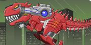 Toy War Robot Mexico Rex hra