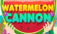 Watermelon Cannon hra